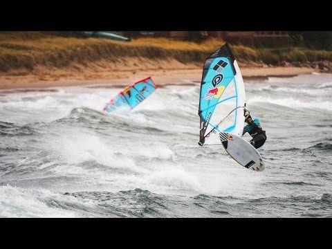 Windsurfing lake superior - Windsurf travels Surftribe