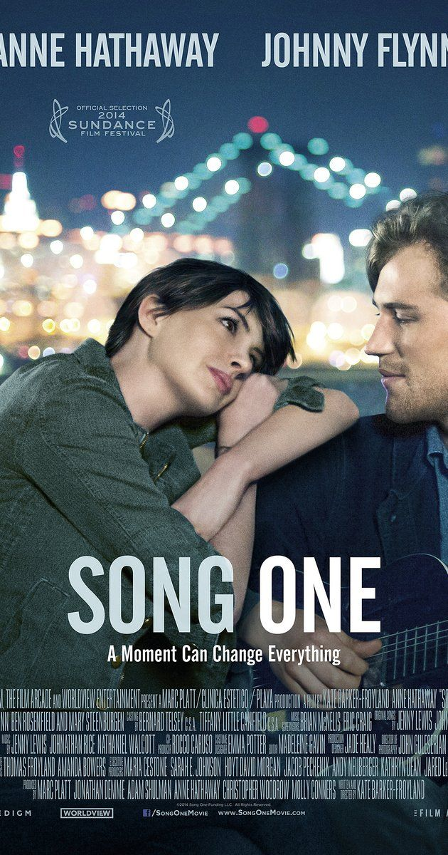 Song One 2014 Romantic Movies Romance Movies Song One