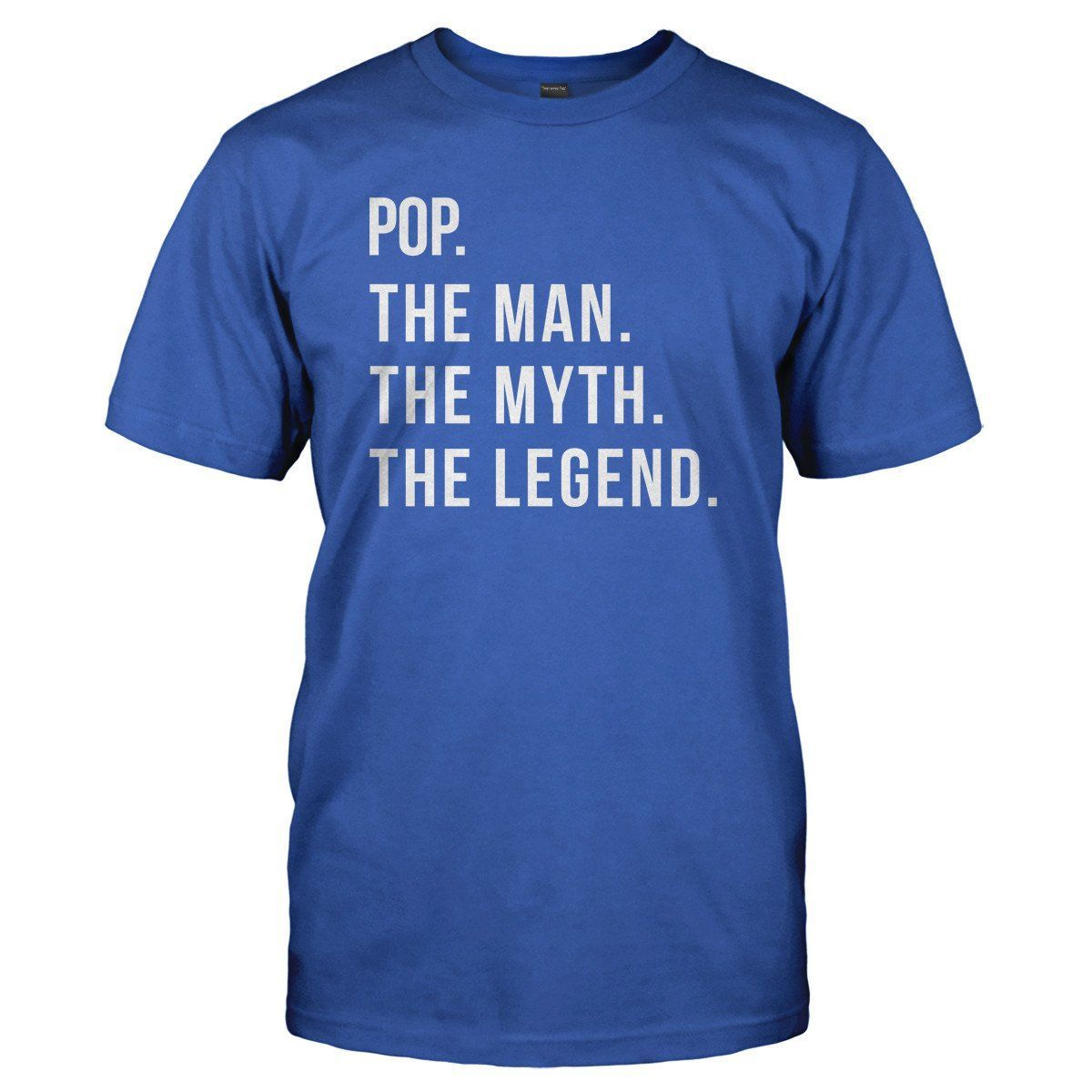 Pop. The Man. The Myth. The Legend.