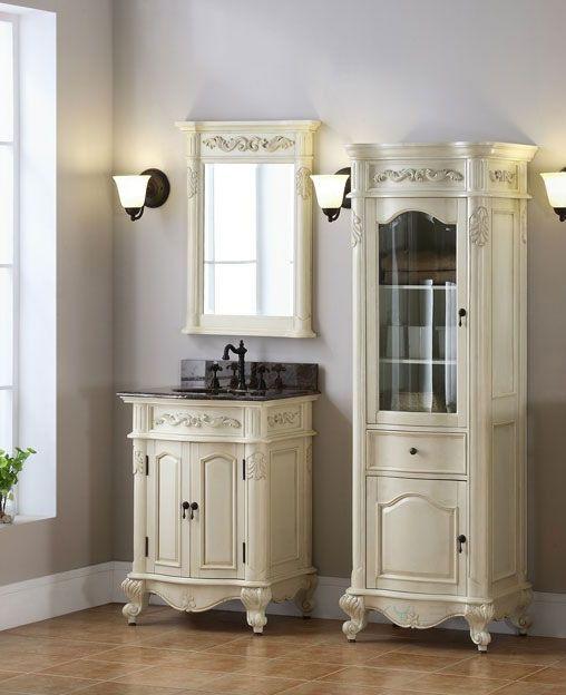 Wi homes apartments lofts studios home accessories - Antique bathroom vanities for sale ...
