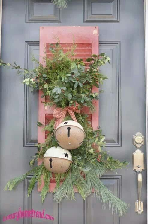 I adore this ♥ Crafts Pinterest Wreaths, Holidays and Xmas