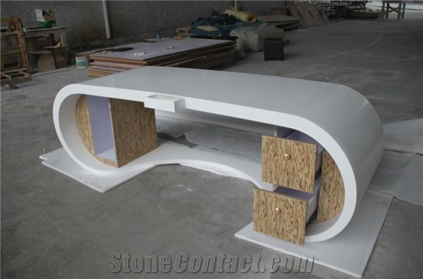 Bon Corian / Solid Surface Furniture Office Furniture Office Table For Sale