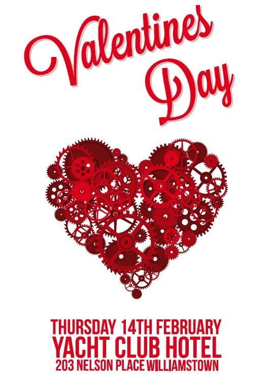 valentines day event poster - Valentines Posters