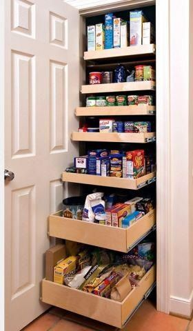 California Closets Dfw No Pantry Solutions Pantry