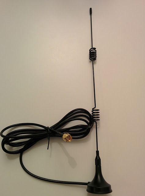 IoT with ESP8266: LoRa Gateway has new antenna | LoRaWAN