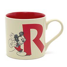 Lettre Ou Disney Mug RMugs Cup Or Mickey Tasses E9W2DHI