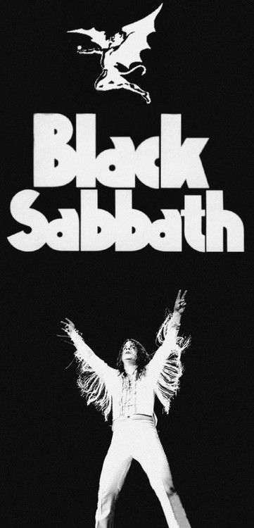 Black Sabbath: via crushing-metal-strikes.tumblr.com