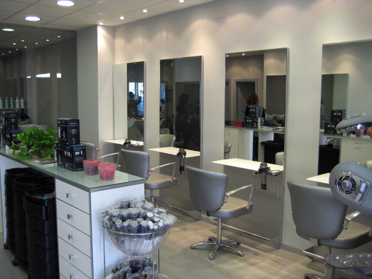 decoracion de peluquerias buscar con google decoracion