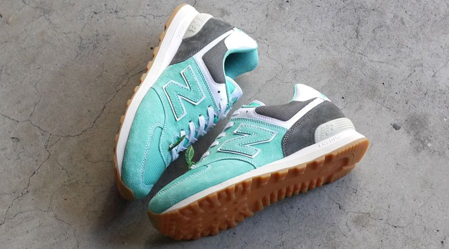 mita sneakers x OSHMAN'S x New Balance ML574