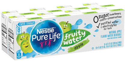 Nestle Pure Life Fruity Water 8 Pack Coupon Nestle Pure Life Nestle Pure Products