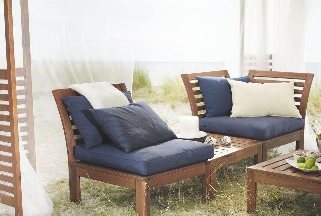 Applaro Serie De Meubles Exterieurs Ikeaddict Plein Air Ikea Mobilier De Salon Meuble Exterieur