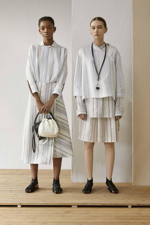Jil Sander Resort 2019 Lookbook By Thomas Lohr Minimal Visual Today S Fashion Trends Fashion Womens Fashion Inspiration