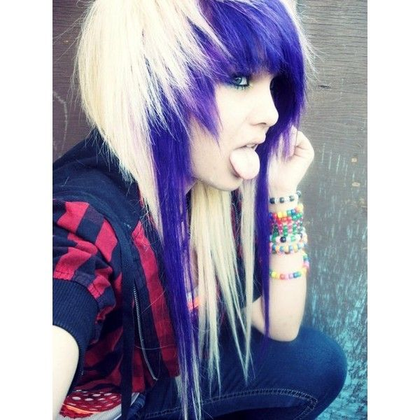 scene girl | Tumblr found on Polyvore
