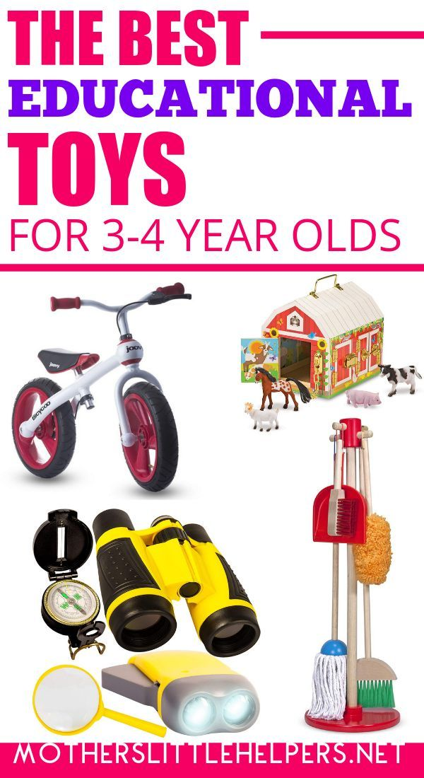 The Best Toys for 3 Year Olds - 29 Gift Ideas for Toddlers ...