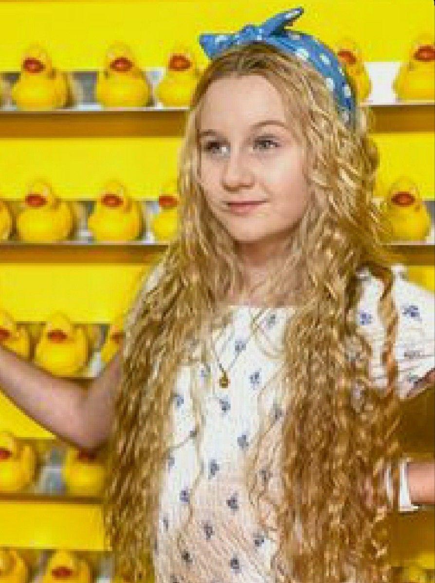 Mavie Noelle In 2020 Frisuren Ente Hubsch