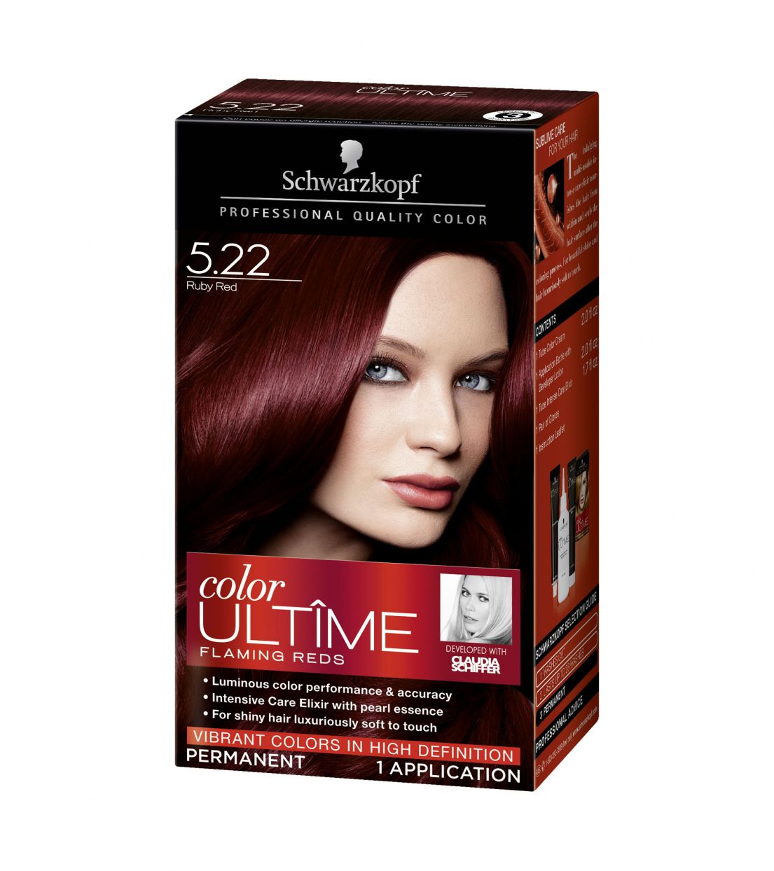Ruby Red Hair Color Best Hair Color For Dark Skin Women Check More At Http Frenzyhairstudio Com R Schwarzkopf Hair Color Hair Color Cream Schwarzkopf Color