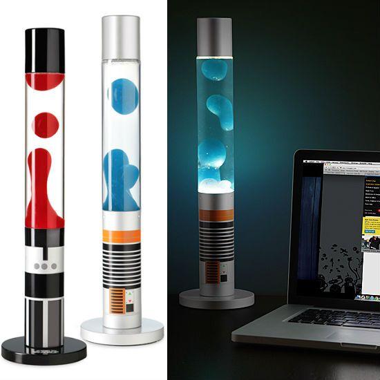 Star Wars Lava Lamp Star Wars Lightsaber Lighting  Star Wars Lightsaber Lava Lamps