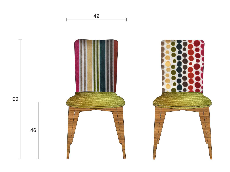 Rivestimento Sedie ~ Rivestimento sedie realizzato da studio sala pranzo