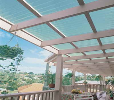 Suncall Frosted Pvc Roofing Pergola Pergola With Roof