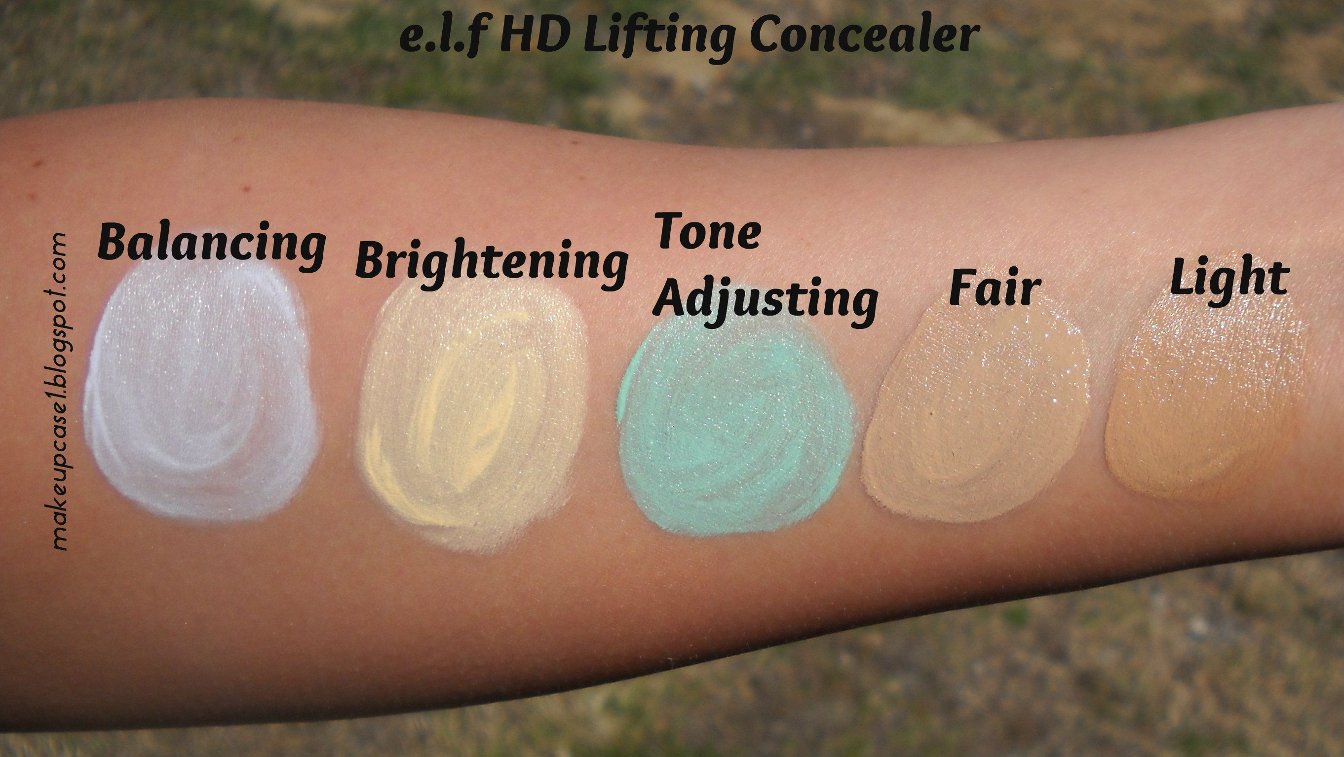 HD Lifting Concealer by e.l.f. #14