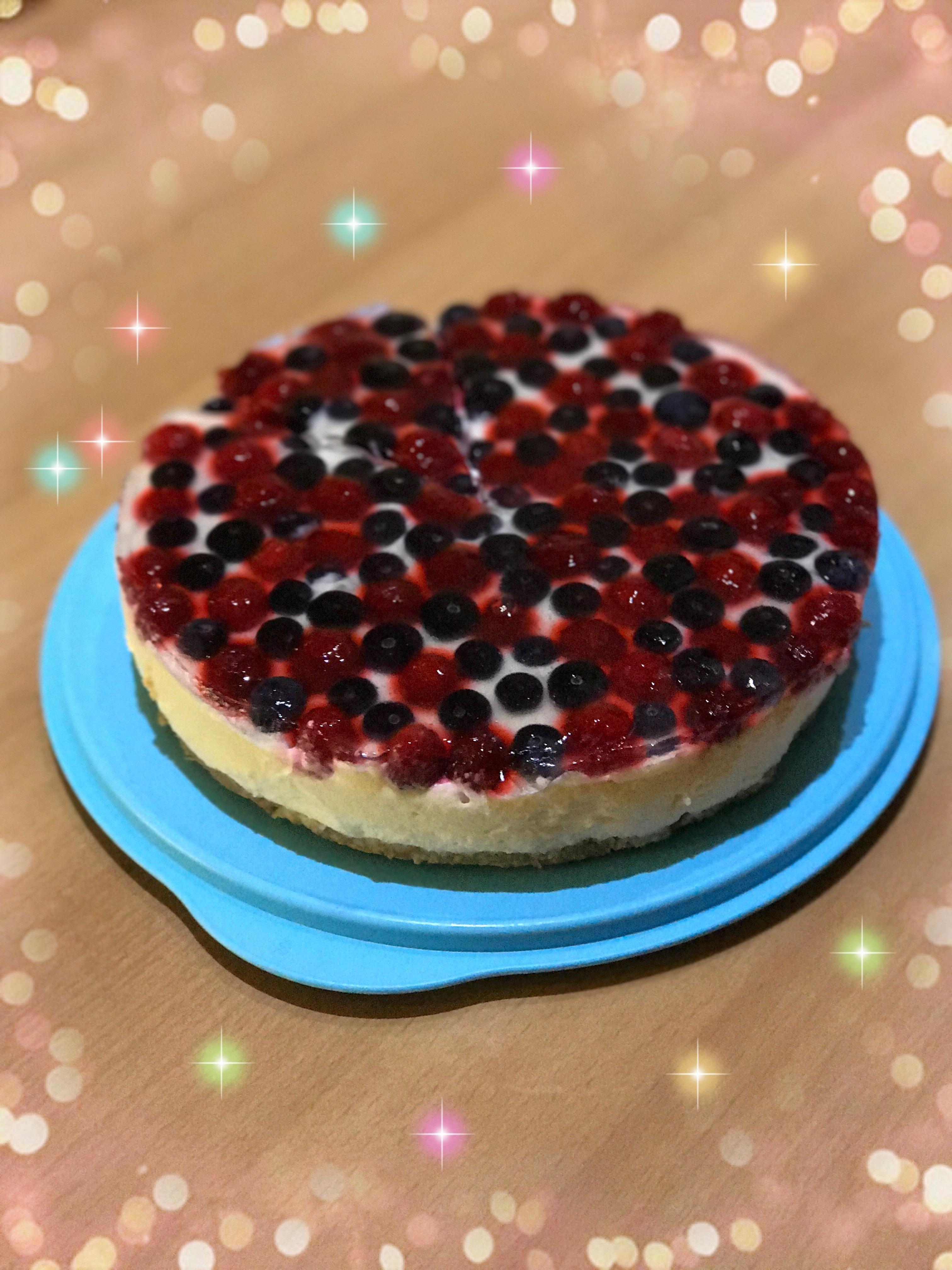 Beeren Torte Ohne Backen Rezept Torte Ohne Backen Beeren Torte Einfacher Nachtisch