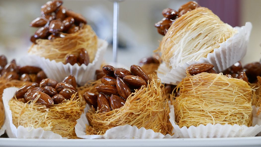 Baklava ascends to glorious new heights at Caesar's Pastry