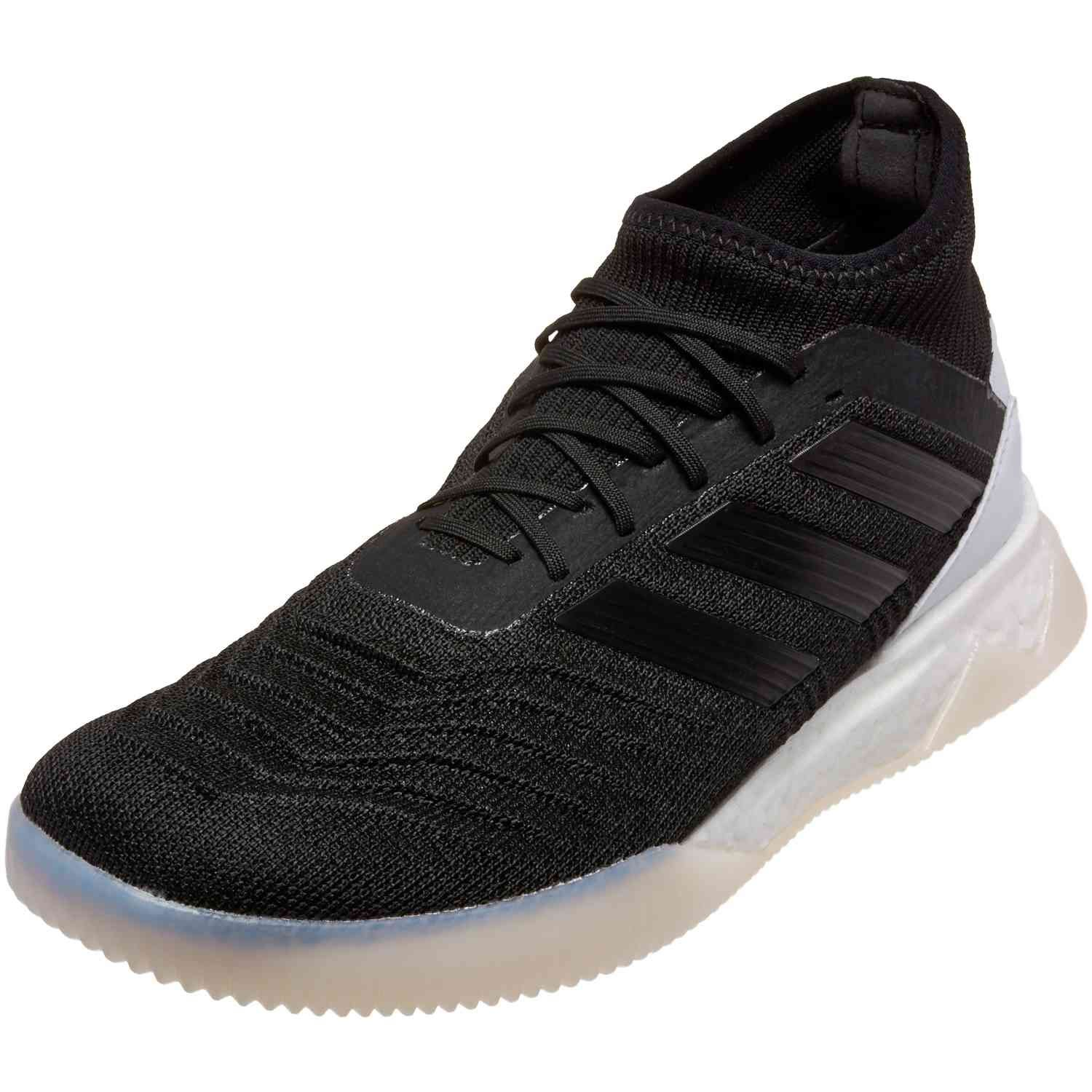 7af8d6fce Get the adidas Predator 19.1 Trainers in black and white from soccerpro.com