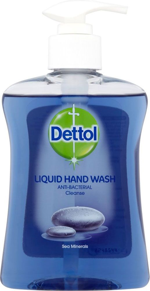 Dettol Healthy Touch Antibacterial Handwash Cleanse With Sea