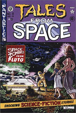 Back To The Future Part 1 Tales From Space Comic Book The One