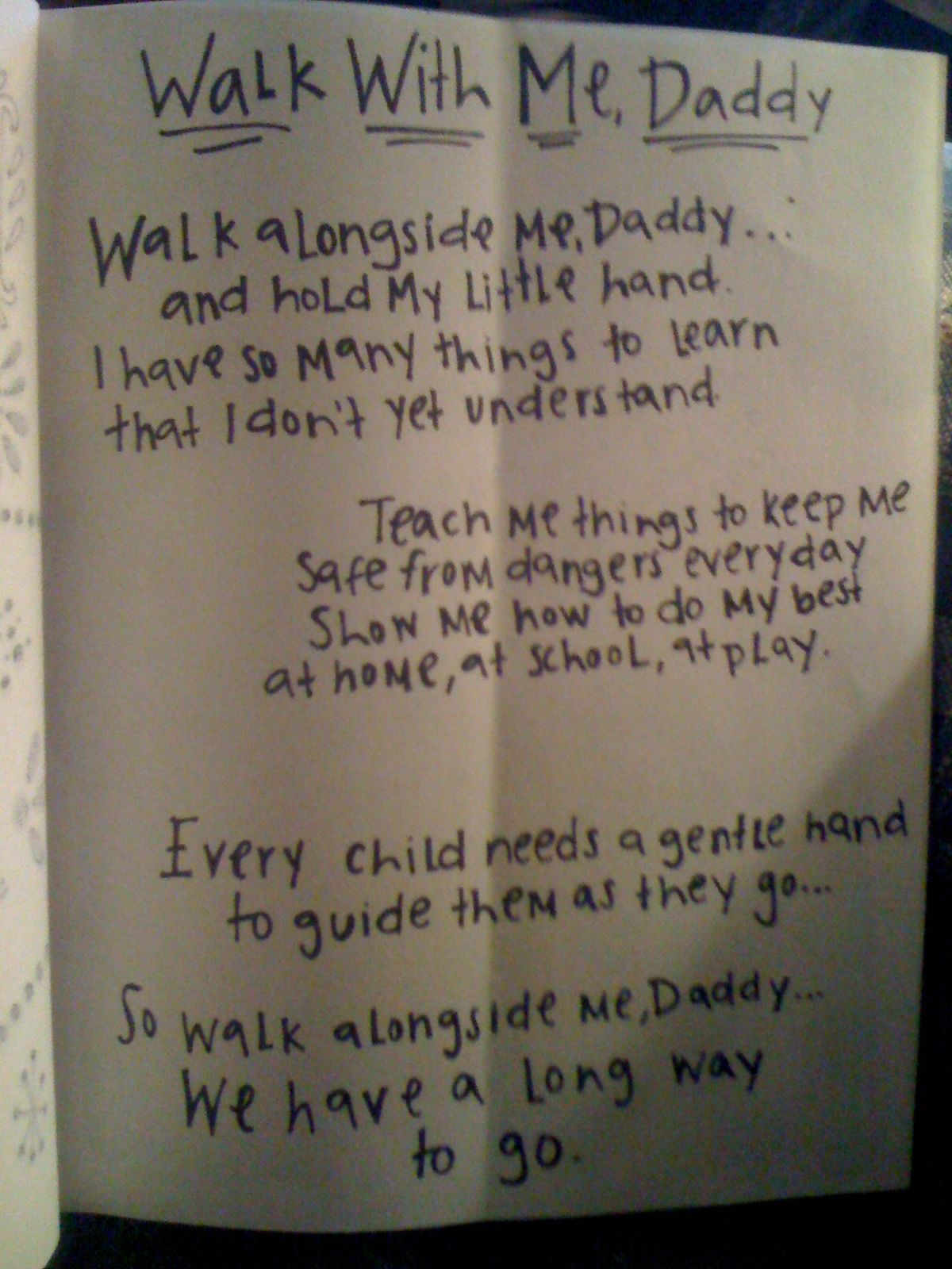 Military Father Daughter Quotes