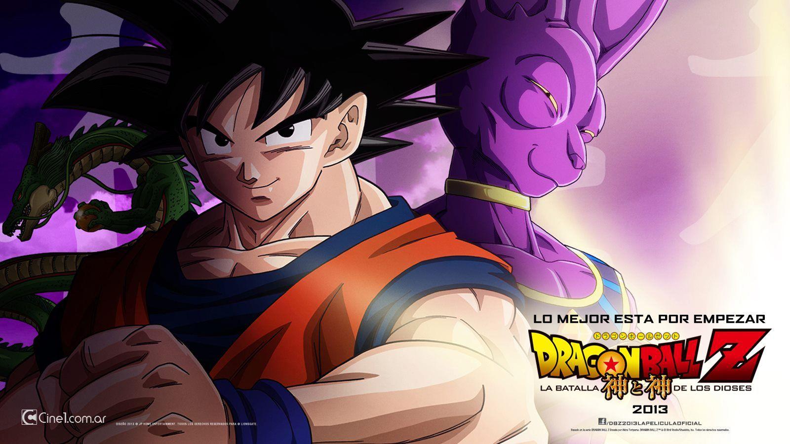 Goku la batalla de los dioses online dating