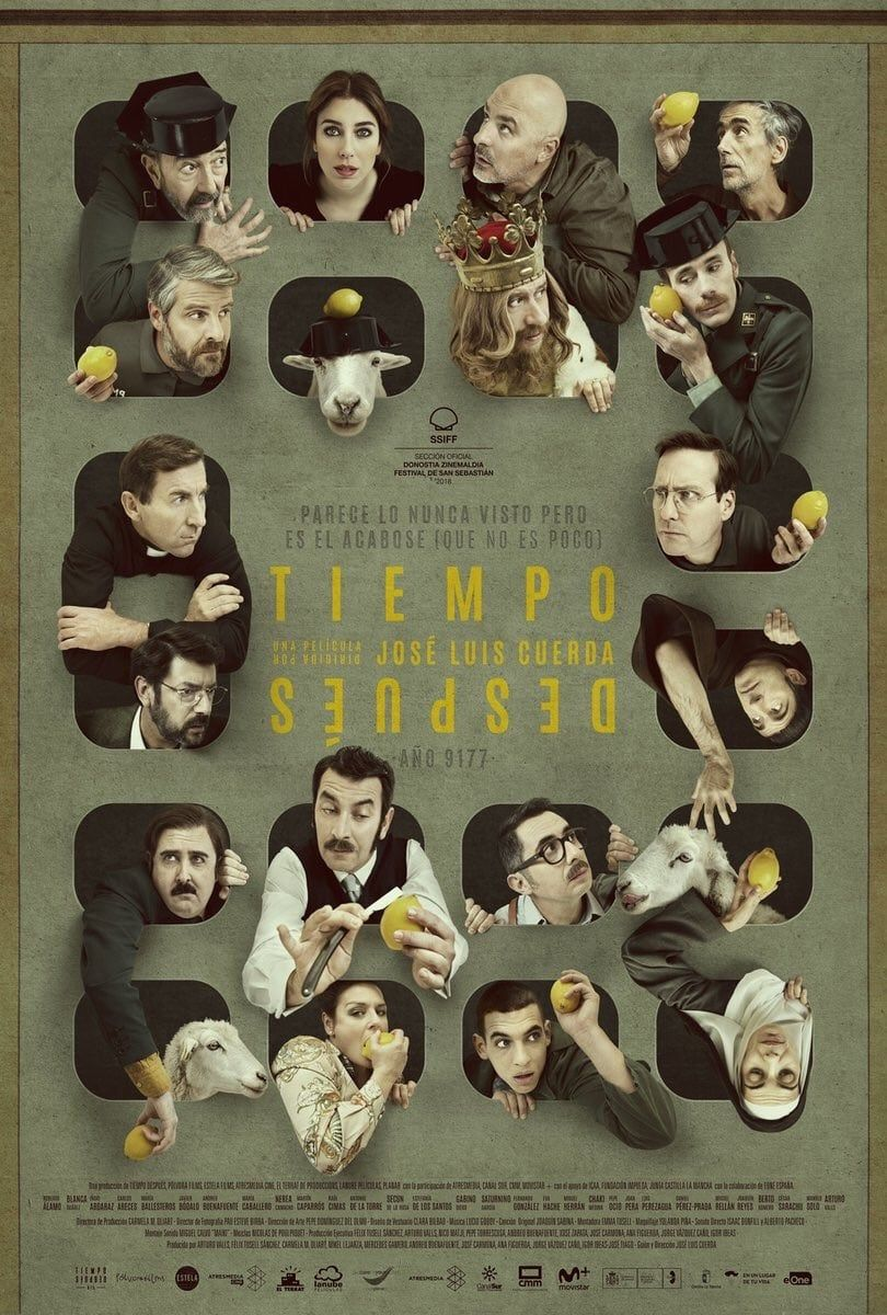Tiempo Después full movie Streaming Online In Hd 720p Video Quality Spanish Movies Movie Posters Free Movies Online