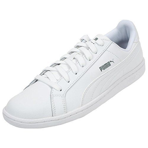 Puma Smash Leather, Baskets Basses Mixte Adulte: Certainement le produit  phare de l'