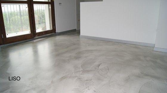Resine Per Pavimenti Casa.Pavimento In Resina Milano Effetto Cemento Nel 2019