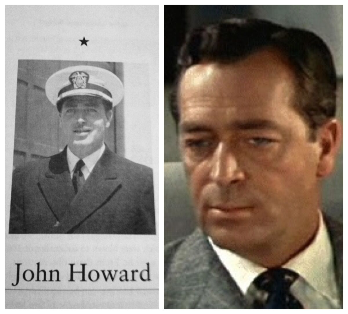 Image result for actor john howard ww2