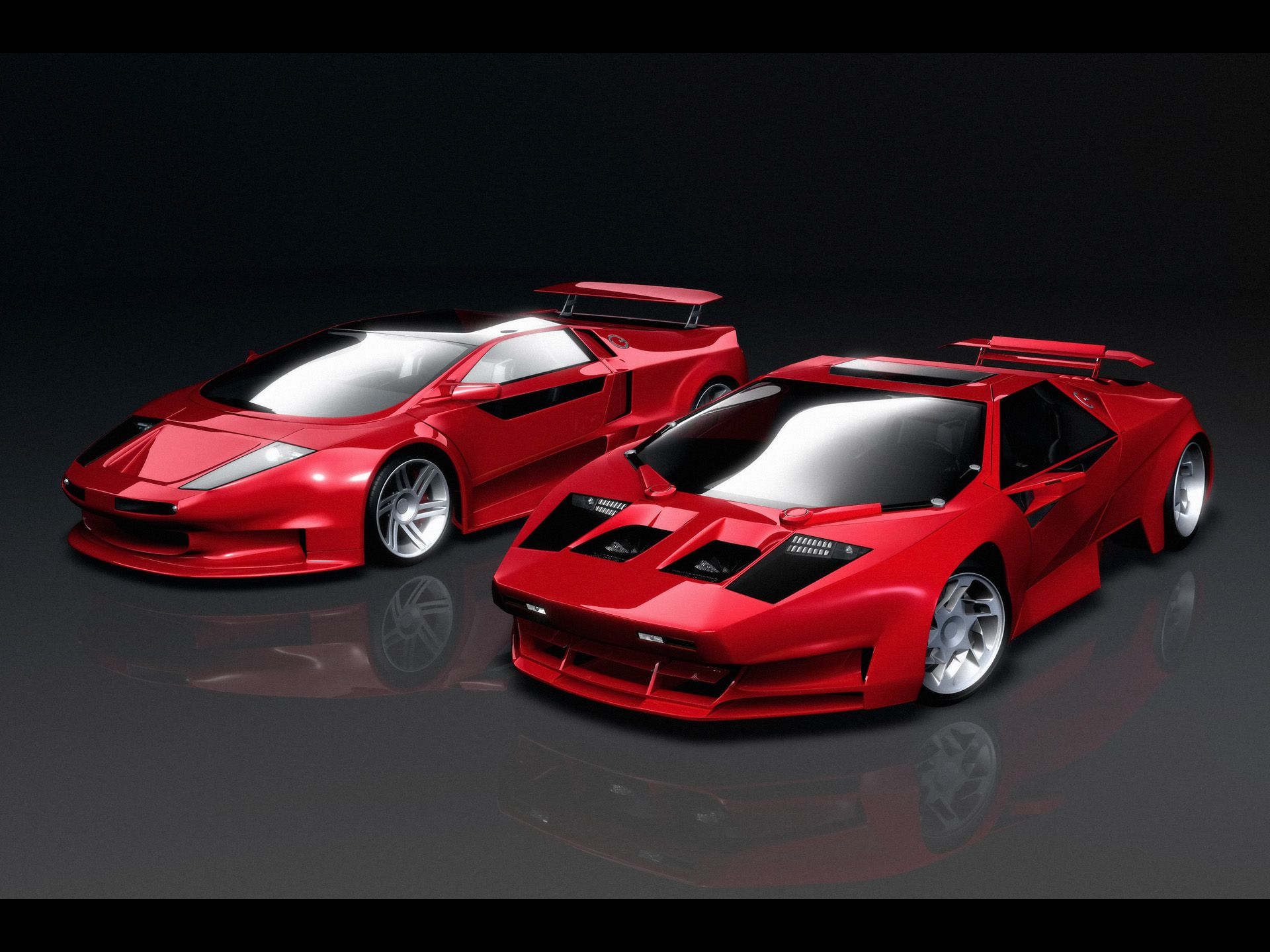 Vector W8 Twin Turbo American Exotic Supercars Decent Things