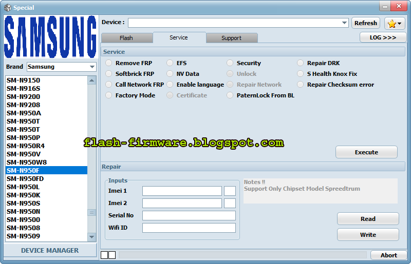 DownloadSFT Dongle v1 0 14 Latest Crack Feature: - New Task Qualcom