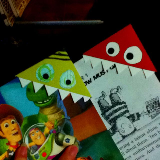 Bookmark kids can make for gifts