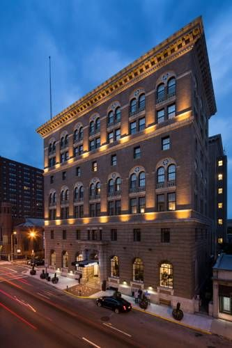 Hotel Indigo Baltimore Downtown Baltimore Maryland This Hotel Is