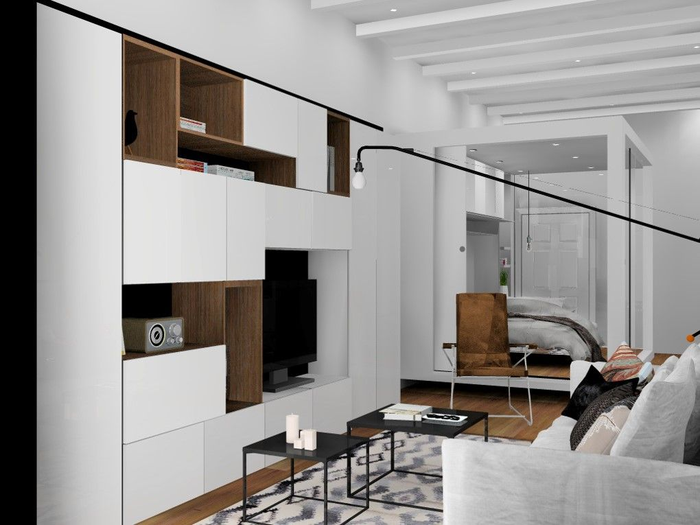 meuble salon ikea. Black Bedroom Furniture Sets. Home Design Ideas