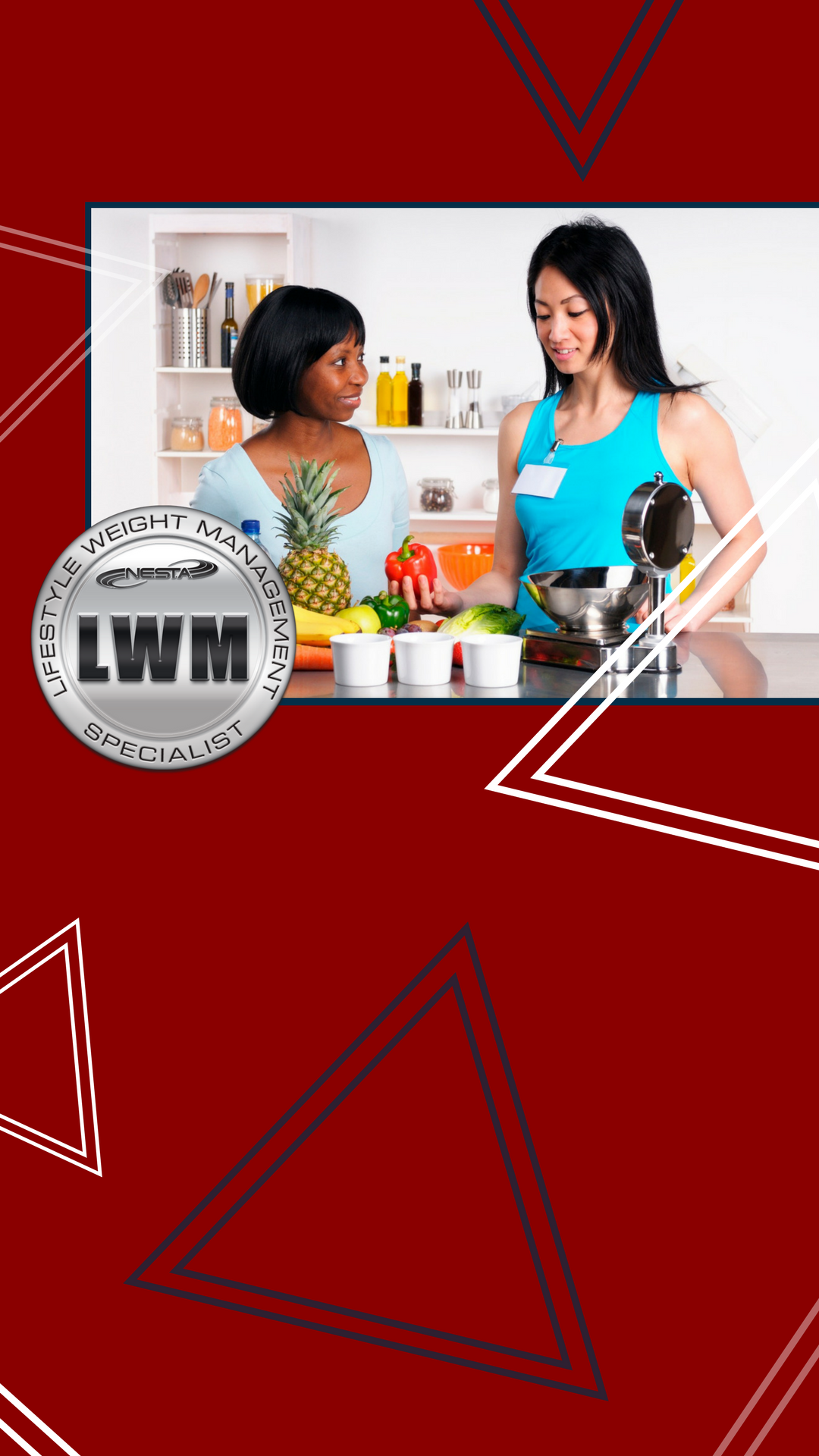 Lifestyle u Weight Management Specialist Certification  Personal