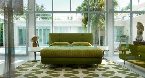 60s Style Furniture mad men 60s style interior design in the 21st century | interiors