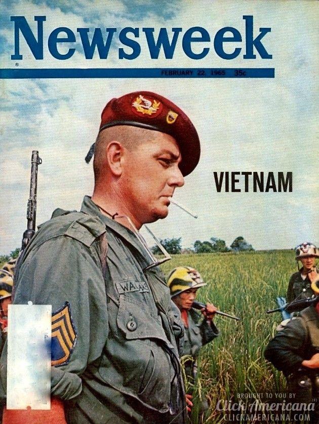 The Vietnam War As Seen On Newsweek Covers 1964 1973 American