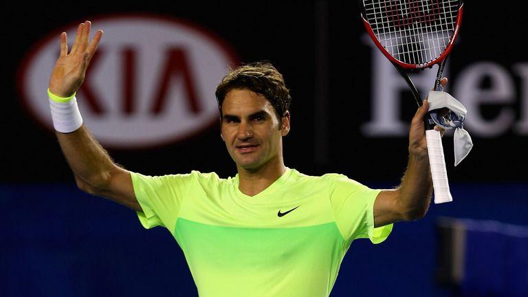 Australian Open 2015: No problems for Roger Federer as he eases through