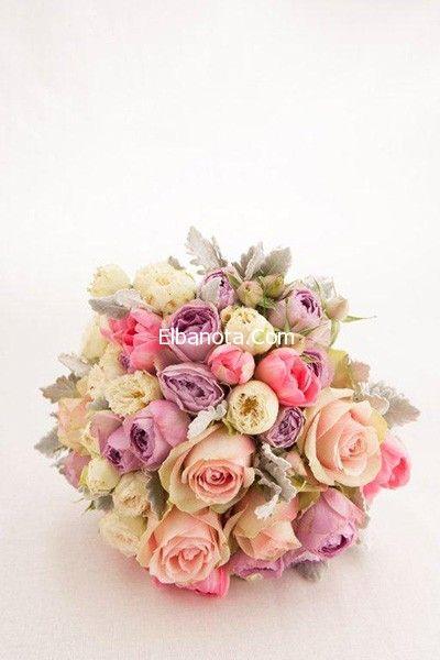 بوكيهات ورد للعرائس 2014 احدث بوكيهات ورد للعرائس بوكيهات ورد رومانسية ليلة العمر عروس بنوته بنو Flower Bouquet Wedding Pastel Wedding Wedding Bouquets