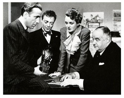 The Maltese Falcon Bogart Movies Film Noir Turner Classic Movies