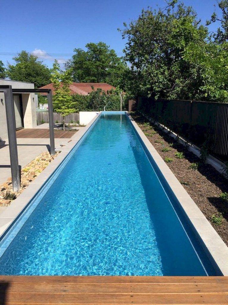 75 Fabulous Above Ground Pool Ideas Lap Pools Backyard Swimming Pools Backyard Lap Pool Designs