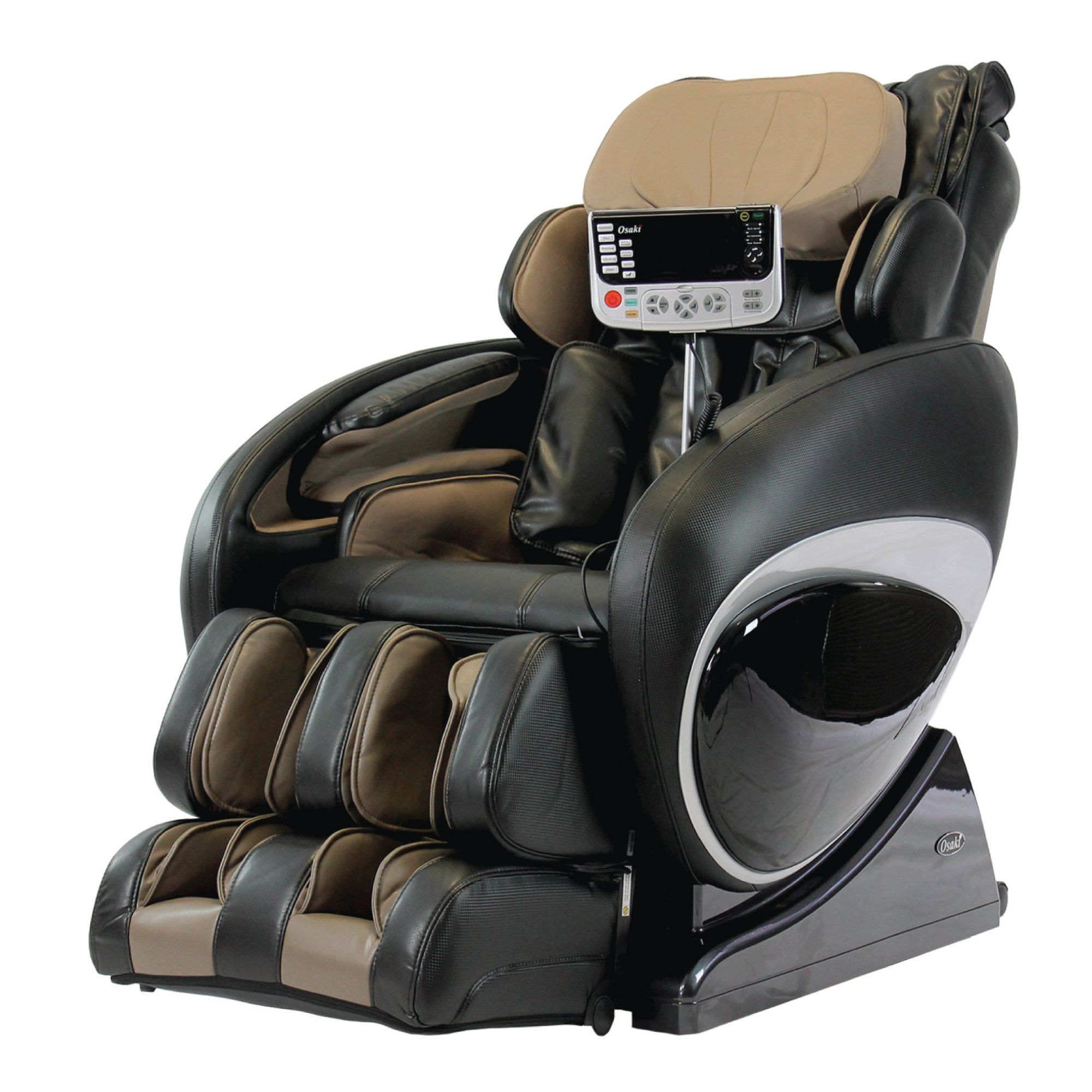 Osaki 4000T Massage Chair Massage chair, Feet roller