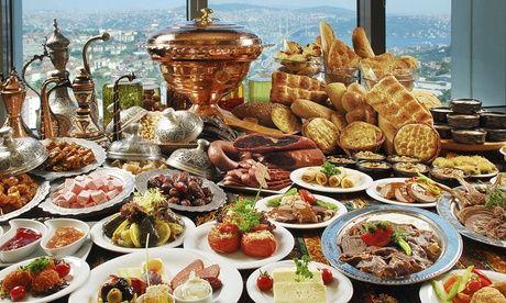 Iftar Buffet For Up To Six At 5 Fairmont Dubai Turkish Recipes