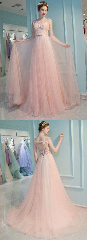 Magnífico Prom Vestidos Largos Ideas - Colección de Vestidos de Boda ...